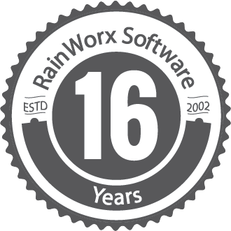 RainWorx - 16 Years of Auction Software