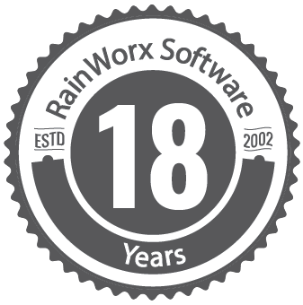 RainWorx - 17 Years of Auction Software