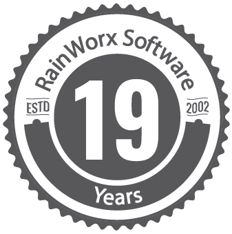 RainWorx - 19 Years of Auction Software